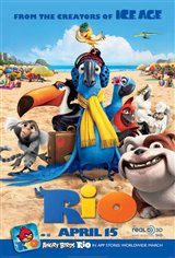 Rio Movie Poster Movie Poster