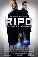 R.I.P.D. 3D Movie Poster