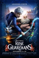 Rise of the Guardians 3D Movie Poster