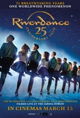 Riverdance 25th Anniversary Show Large Poster