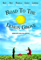 Road to the Lemon Grove Affiche de film