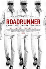 Roadrunner: A Film About Anthony Bourdain Movie Poster