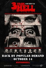 Rob Zombie's 3 From Hell Encore Affiche de film