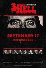 Rob Zombie's 3 From Hell - Night Two Movie Poster