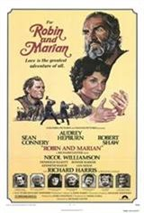Robin and Marian Movie Poster