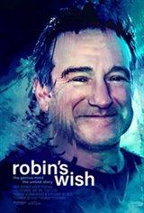 Robin's Wish Movie Poster
