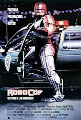 Robocop (1987) Large Poster