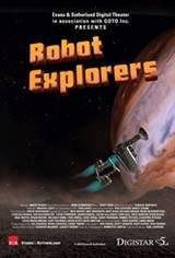 Robot Explorers Movie Poster