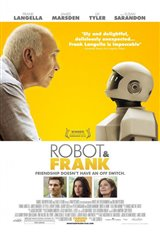 Robot & Frank Movie Poster