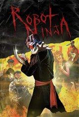 Robot Ninja Movie Poster