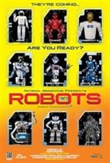 Robots 3D Movie Poster