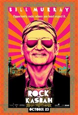 Rock the Kasbah Movie Poster Movie Poster