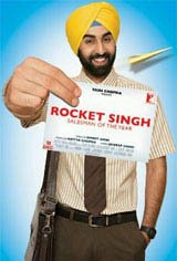 Rocket Singh: Salesman of the Year Movie Poster