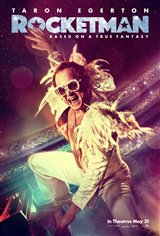 Rocketman Movie Poster Movie Poster