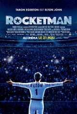 Rocketman (v.f.) Affiche de film