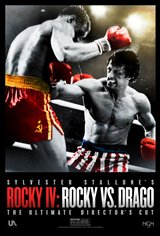 Rocky IV: Rocky Vs. Drago - The Ultimate Director's Cut Movie Poster