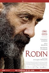 Rodin (v.o.f.) Affiche de film