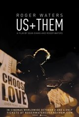 Roger Waters - Us + Them Affiche de film
