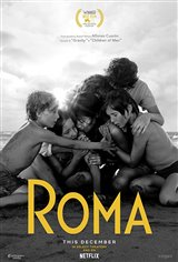 Roma (Netflix) Movie Poster Movie Poster
