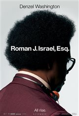 Roman J. Israel, Esq. Movie Poster Movie Poster