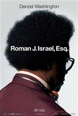 Roman J. Israel, Esq. (v.o.a.) Affiche de film