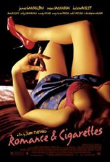 Romance and Cigarettes Movie Poster