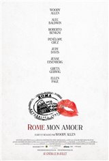 Rome mon amour Movie Poster