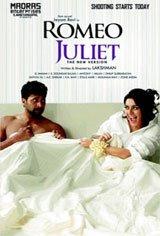 Romeo Juliet Movie Poster