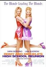 Romy & Michele's High School Reunion Movie Poster