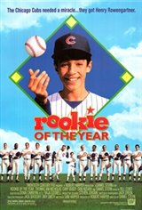 Rookie Of The Year Movie Poster