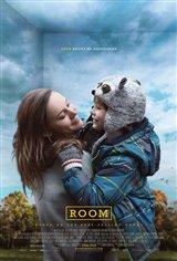Room : Le monde de Jack Affiche de film