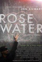 Rosewater (v.o.a.) Movie Poster