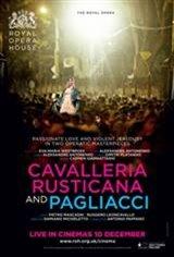 Royal Opera House: Cavalleria Rusticana/Pagliacci Movie Poster