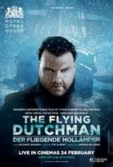 Royal Opera House: Der fliegende Hollander Movie Poster