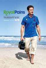 Royal Pains: Season Three Volume 1 Movie Poster Movie Poster