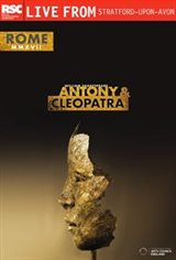 Royal Shakespeare Company: Antony & Cleopatra Movie Poster