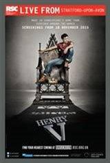 Royal Shakespeare Company: Henry V Movie Poster