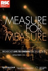 Royal Shakespeare Company: Measure for Measure Large Poster