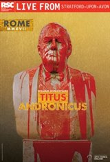 Royal Shakespeare Company: Titus Andronicus Movie Poster