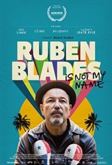 Ruben Blades is Not My Name Movie Poster