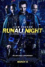 Run All Night Large Poster