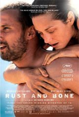 Rust and Bone Movie Poster Movie Poster