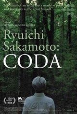 Ryuichi Sakamoto: Coda Large Poster