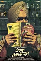 Saab Bahadar Poster