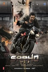 Saaho: The IMAX 2D Experience (Telgu w/English Subtitles) Large Poster