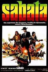 Sabata Poster