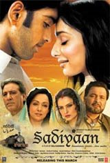 Sadiyaan Movie Poster