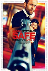 Safe Movie Poster Movie Poster
