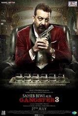 Saheb Biwi Aur Gangster 3 Affiche de film