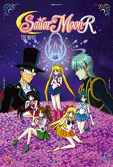 Sailor Moon R: The Movie Movie Poster